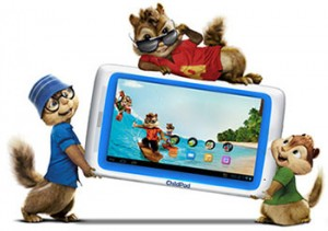 Archos Arnova 7 ChildPad Capacitive_scoiattoli