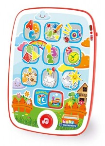 Baby Clementoni 14912 - Mickey Pad