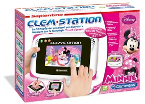 Clementoni 13859 - Clem Station Disney Minnie_scatola