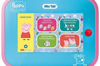 Liscianigiochi - Mio Tab Peppa Pig