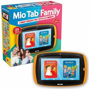 Lisciani 46089 - Mio Tab Family Edition Tablet 3 in 1_3