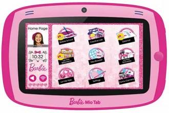 Lisciani 46096 - Barbie Mio Tab per Bambine