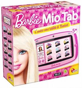 Lisciani 46096 - Barbie Mio Tab per Bambine_3