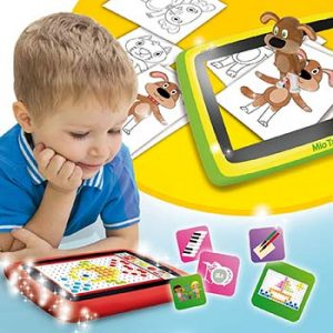 Lisciani Giochi 55623 - Mio Tab Laptop Smart Kid HD 16 GB
