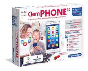 Clempad ClemPhone 7 scatola