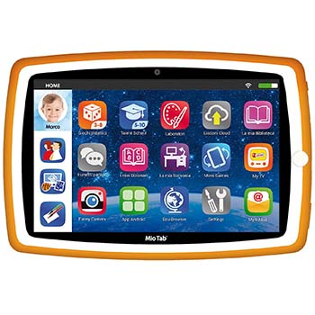 Lisciani Mio Tab Smart Kid Tutor Tablet 10