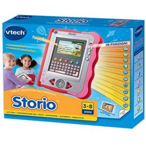 Hasbro VTech Storio Console Rosa