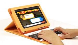 Meep X2 Tablet Oregon Scentific_scrivere