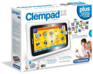 Clementoni 13663 - Clempad Plus 7_scatola
