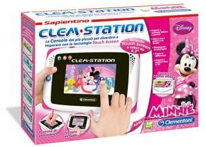 Clementoni 13859 - Clem Station Disney Minnie_scatola