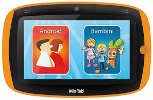 Lisciani 46089 - Mio Tab Family Edition Tablet 3 in 1
