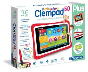 Clementoni 13335 - Il Mio Primo Clempad 5.0 -2015_2