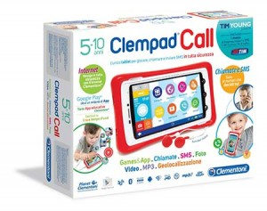 Clementoni 13943 - ClemPad Call Tablet_2