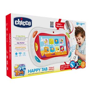 tablet chicco happy tab 2016