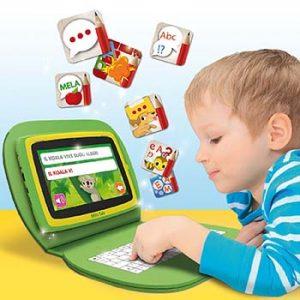 Mio Tab Laptop Smart Kid HD 16 GB Lisciani