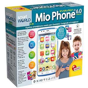 Mio Phone Lisciani Evolution HD_2