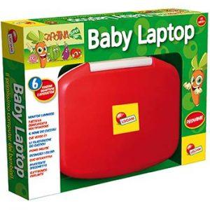 Lisciani 45860 - Carotina Baby Laptop scatola