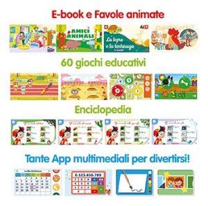 Sapientino 13513 le app multimediali ebook giochi educativi