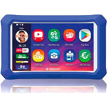 Clementoni- X Clempad X-Tablet per Bambini