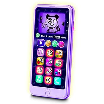 LeapFrog - Smartphone Giocattolo Chat Count