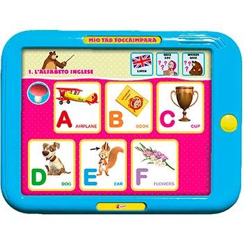 Lisciani Giochi 51229 - Masha e Orso Mio Tablet Toccaimpara