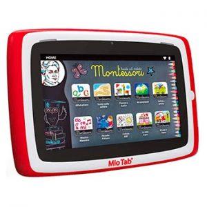 Mio Tab Preschool da 7 pollici: tablet con metodo Montessori